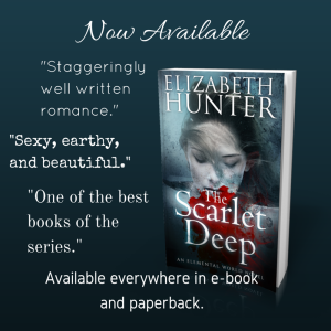 The Scarlet Deep 1-2