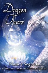 Custom Book Cover Nancy Dragon Tears Ebook with NY Times