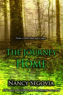 Custom Book Cover Nancy Journey Home Ebook with NY Times