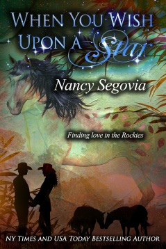 Custom Book Cover Nancy Wish Upon a Star Ebook with NY Times